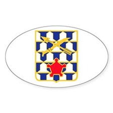 Cute 16th infantry regiment Decal