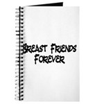 Breast Friends Forever Journal