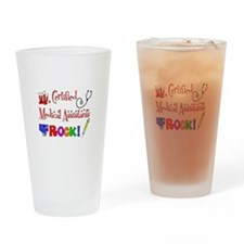 Medical Assistant Pint Glass