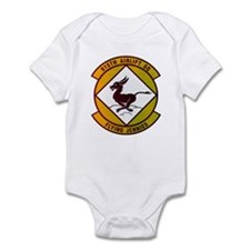 815th Airlift Squadron Infant Creeper