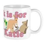 K is for Katie Mug