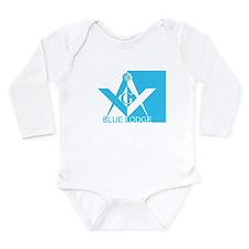 Blue Lodge Long Sleeve Infant Bodysuit