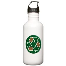 Recycle. Just do it. Water Bottle