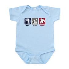 Eat Sleep Quads Infant Bodysuit
