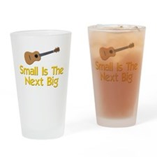 Funny Ukulele Pint Glass