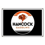 Hancock Gasoline Banner