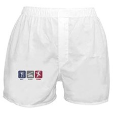 Eat Sleep Climb - Picto Boxer Shorts