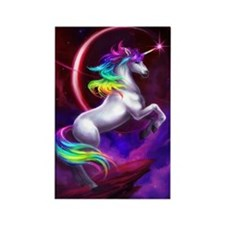 Unicorn Dream Rectangle Magnet