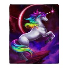 Unicorn Dream Throw Blanket