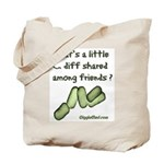 C.diff Among Friends Tote Bag