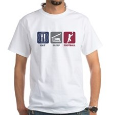 Eat Sleep Football Shirt