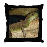 Chinese Water Dragon Throw Pillow