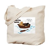 A rotta love plus Tote Bag