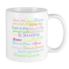 Names of God Small Mug