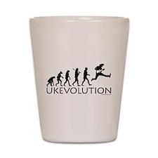 Ukevolution Shot Glass