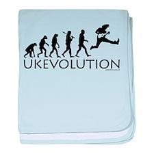 Ukevolution baby blanket