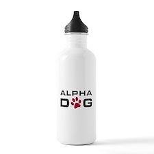 Alpha Dog Water Bottle