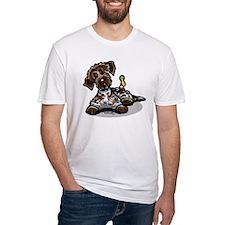 Funny Pointing Griffon Shirt