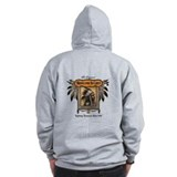 Homeland Security Zip Hoodie