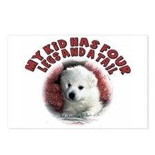 American eskimo Mothers Day Postcards (Package of