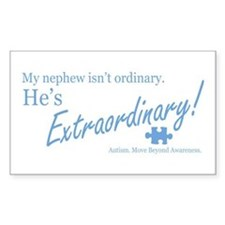 Extraordinary! (Nephew) Decal