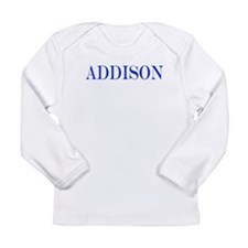 Addison Long Sleeve Infant T-Shirt