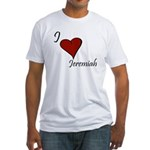 Jeremiah Fitted T-Shirt