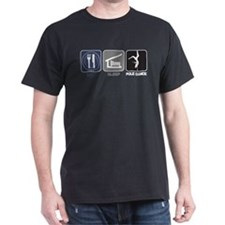 Eat Sleep Pole Dance T-Shirt