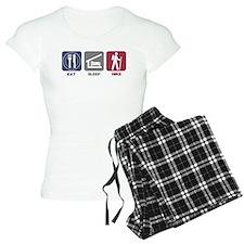 Eat Sleep Hike - Picto Pajamas