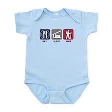 Eat Sleep Hike - Picto Infant Bodysuit