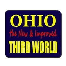 Ohio New 3rd World Mousepad