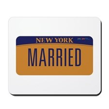 New York Marriage Equality Mousepad