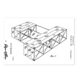 Kite Patent Postcards (Package of 8)