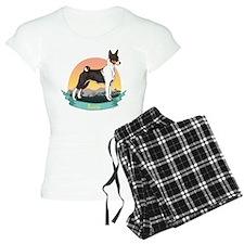 Basenji: Banner Series Pajamas