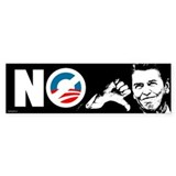 Reagan - NO! Bumper Sticker