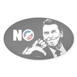 Reagan - NO! Decal