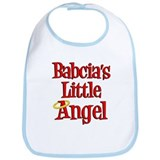 Babcia's Little Angel Bib