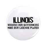 "Illinois Governor 3.5"" Button (100 pack)"