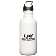 Illinois Governor Water Bottle