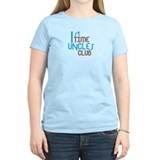 1st Time Uncles Club (Blue) T-Shirt