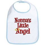 Nonna's Little Angel Bib