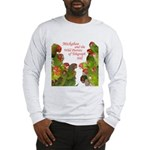 Wild Parrots Long Sleeve T-Shirt
