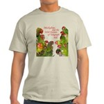 Wild Parrots Ash Grey T-Shirt