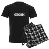 Groom Dark Pajamas