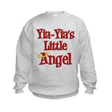 Yia-Yia's Little Angel Sweatshirt