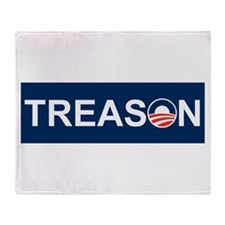 Treason Throw Blanket