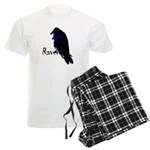 Raven on Raven Men's Light Pajamas