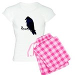 Raven on Raven Women's Light Pajamas