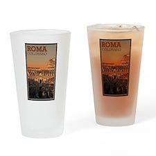 Colosseum Moon Pint Glass