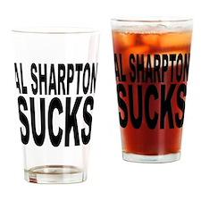 Al Sharpton Sucks Pint Glass